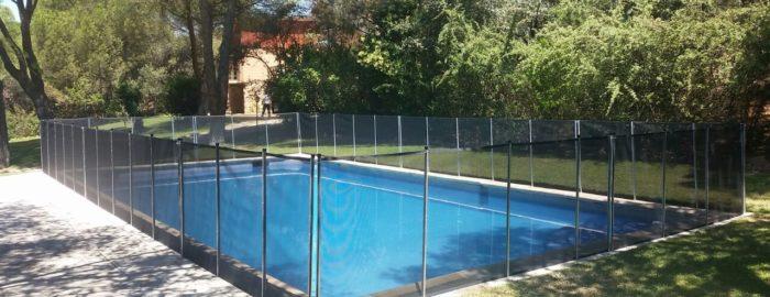 Tökéletes megoldás medencék,kerti tavak, kertek, kis állatok elkerítéséhez